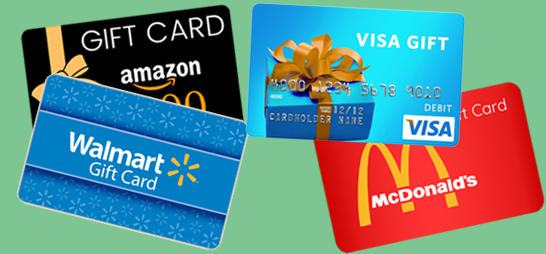 009.- Gift Cards