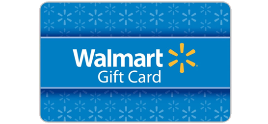 010.- Wallmart Gift Card