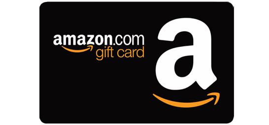 012.- Amazon Gift Card